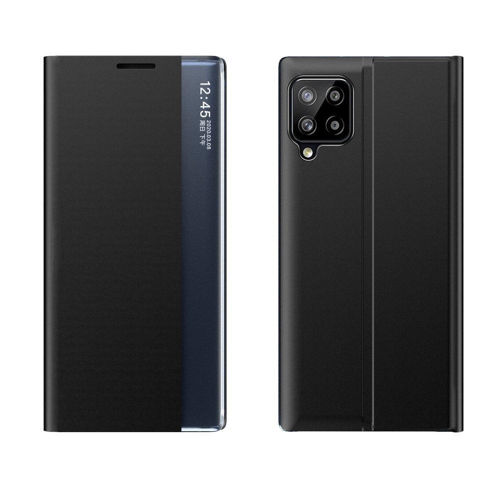 New Sleep knížkové púzdro pre Samsung Galaxy A12/M12 black
