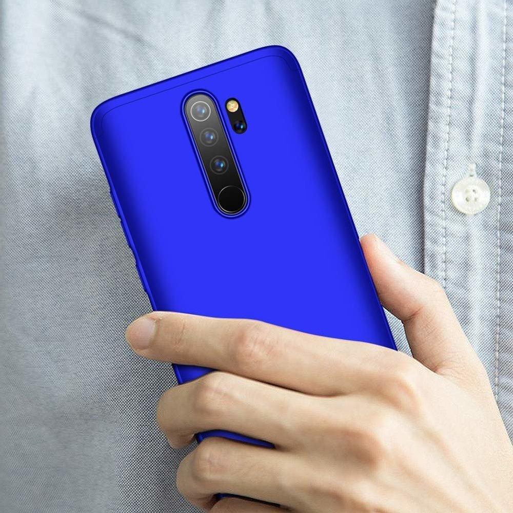 GKK 360 Protection pouzdro na Xiaomi Redmi 8A blue