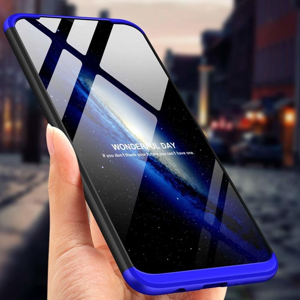 GKK 360 Protection pouzdro pro Samsung Galaxy M10 black-blue