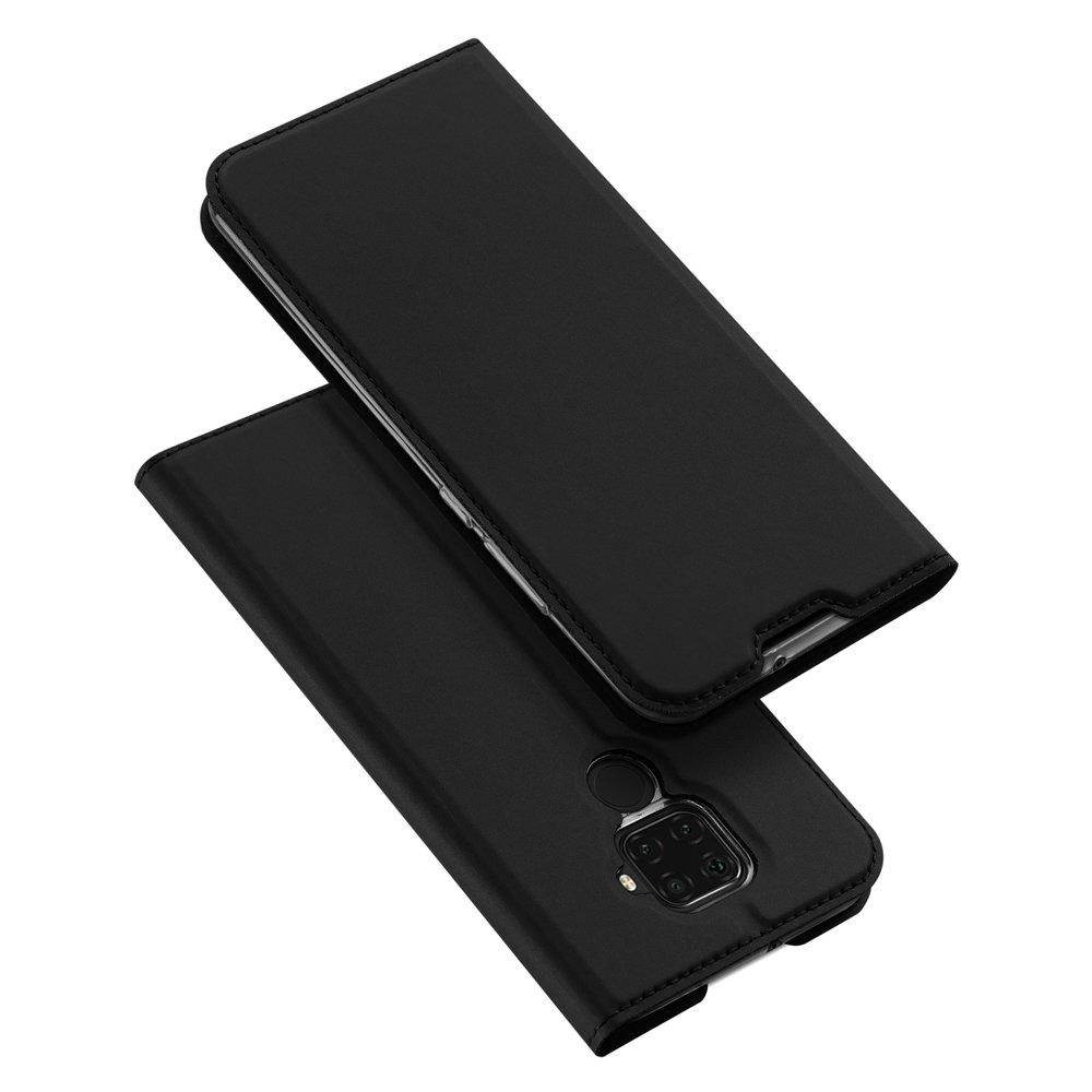 Flipové pouzdro Dux Ducis skin Huawei Mate 30 Lite , černá 6934913074299