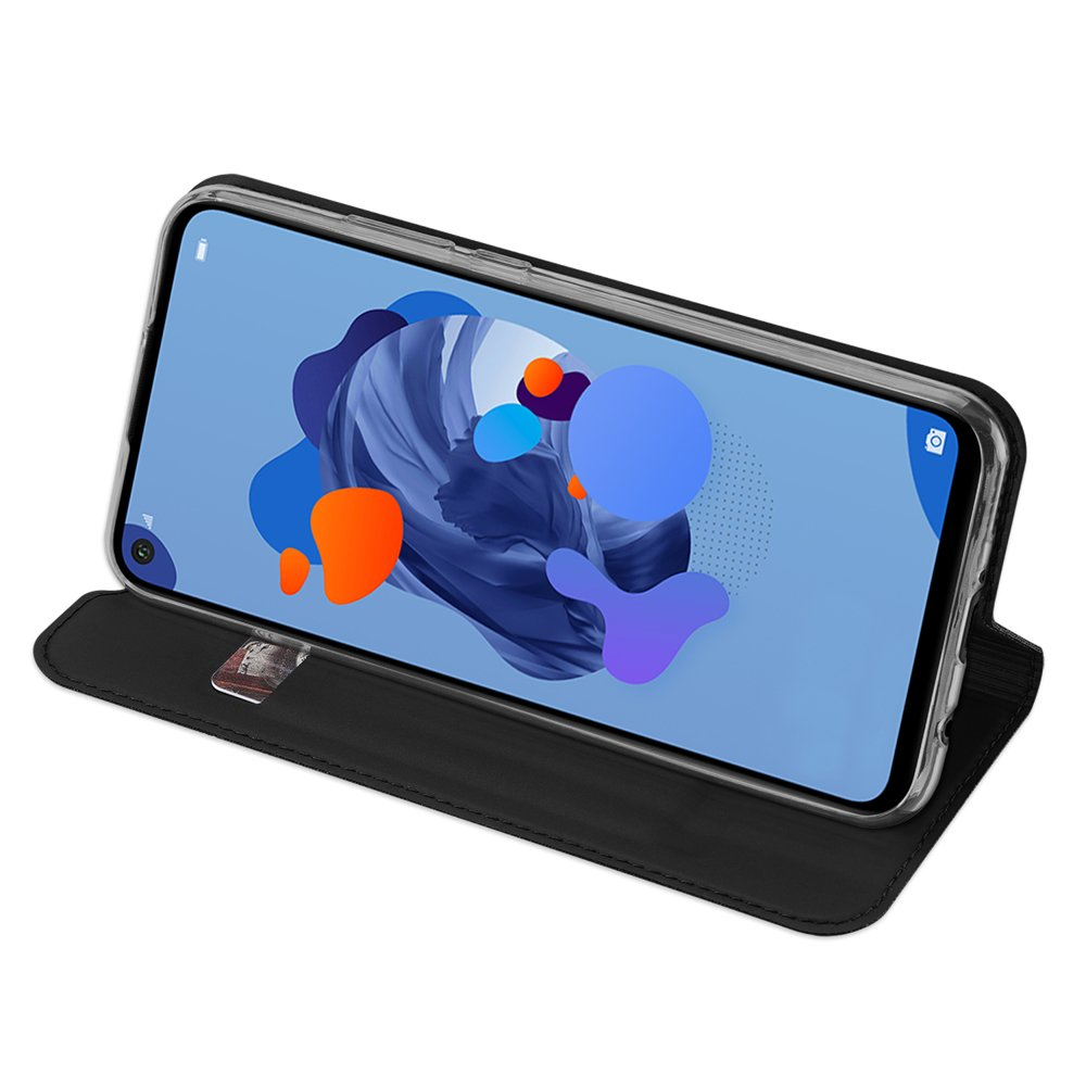 DUX DUCIS Skin knížkové pouzdro Huawei Mate 30 Lite black