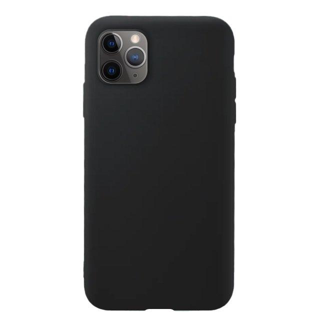 Silikonové pouzdro LUX na iPhone 11 Pro Max black