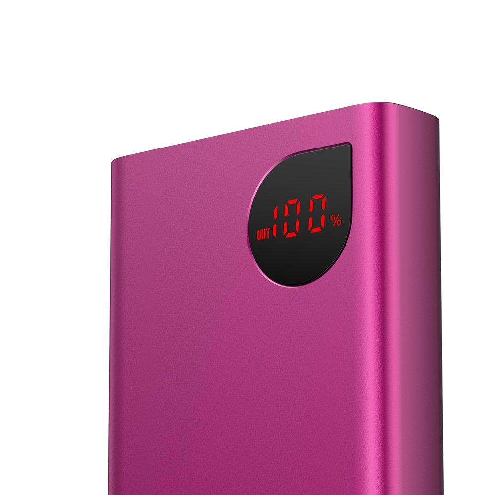 Baseus Adaman Power Banka Quick Charge 22.5W 20000mAh Red