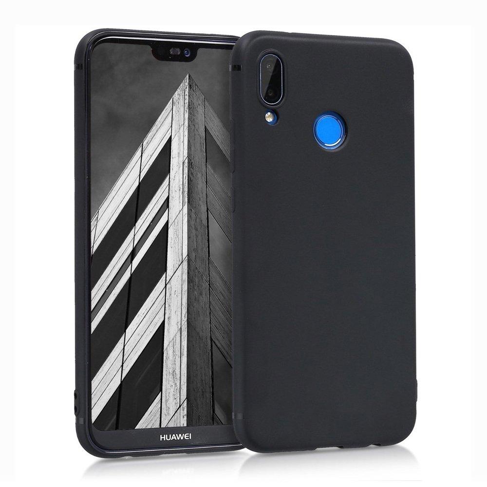 Silikonové pouzdro Huawei P20 Lite black
