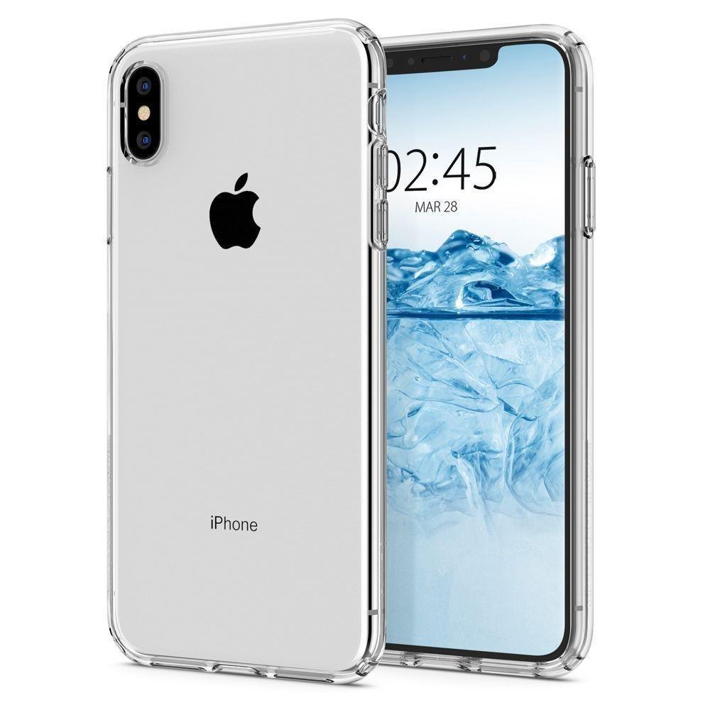 Kryt Spigen Liquid Crystal Iphone X/Xs Crystal Clear 8809613766042