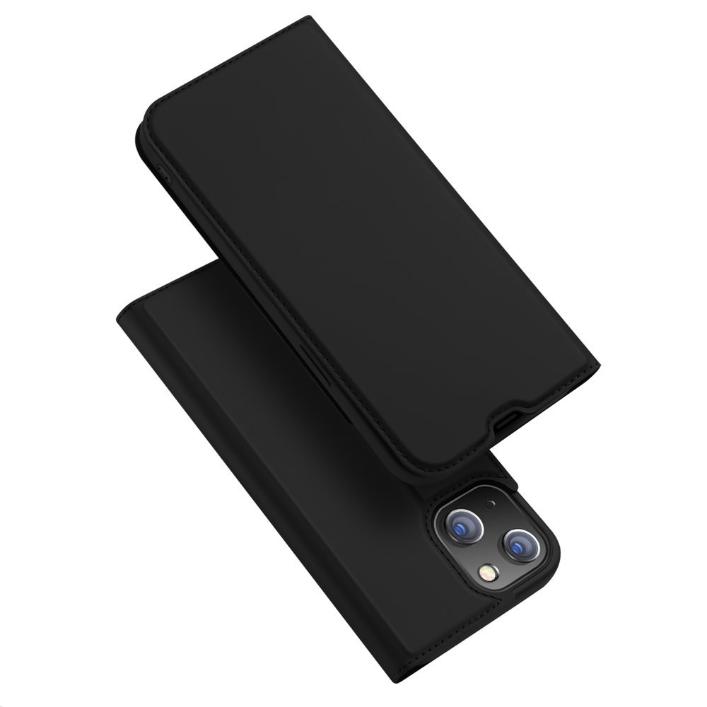 DUX DUCIS Skin knížkové pouzdro naiPhone 13 Mini black