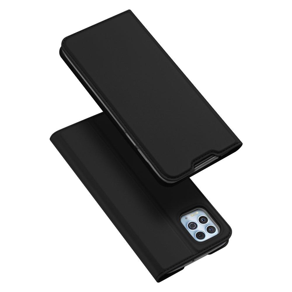 Flipové pouzdro Dux Ducis skin Motorola Moto G100 / Edge S , černá