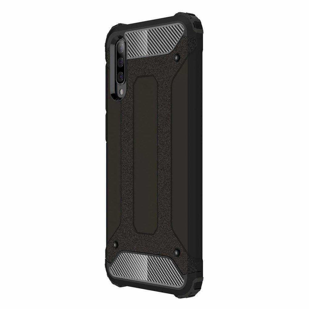 Hybrid polykarbonátové pouzdro Samsung Galaxy A50 black