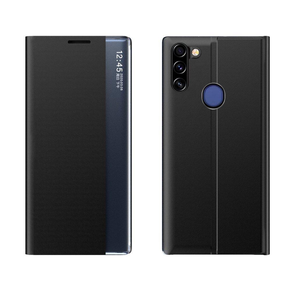 New Sleep knížkové púzdro pre Samsung Galaxy A11 / Galaxy M11 black