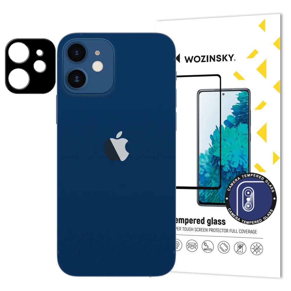 Wozinsky Temperované tvrzené sklo 9H na fotoaparát pro iPhone 12