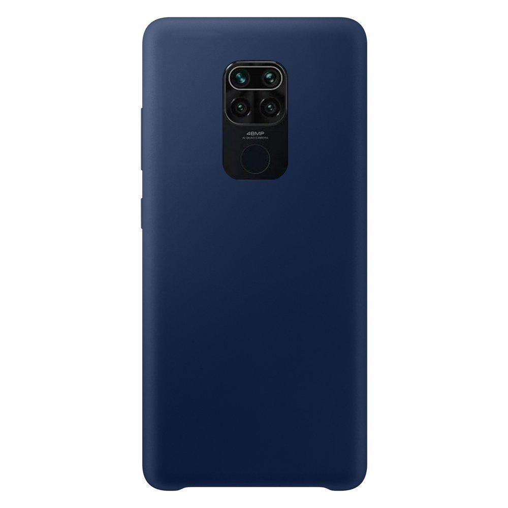 Silikonové pouzdro LUX na Xiaomi Redmi Note 9 blue