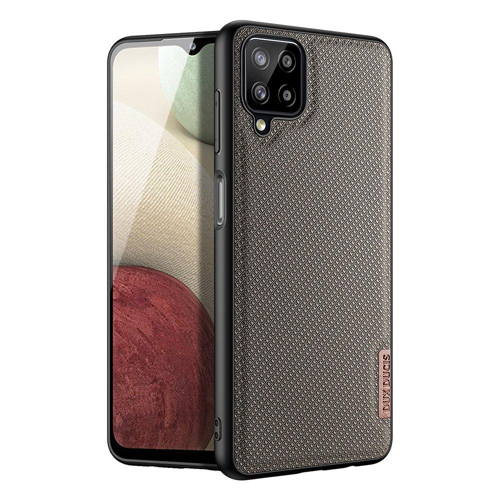 Dux Ducis Fino púzdro pre Samsung Galaxy A12/M12 green