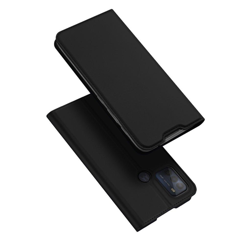 Flipové pouzdro Dux Ducis skin Motorola Moto G50 , černá 6934913048511