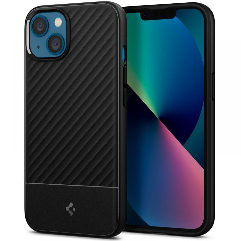 "Spigen Core Armor silikonové pouzdro naiPhone 13 6.1"" Matte black"