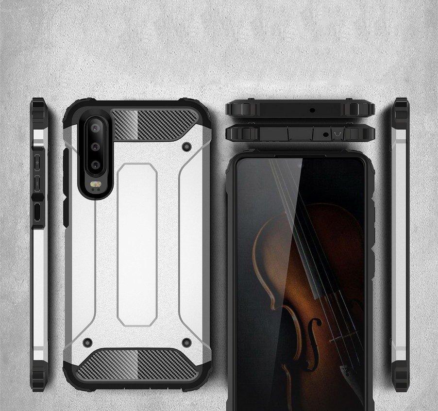 Hybrid polykarbonátové pouzdro Huawei P30 black