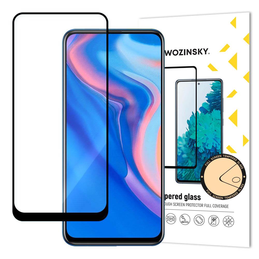 Wozinsky celoplošné temperované tvrzené sklo Huawei P Smart Z