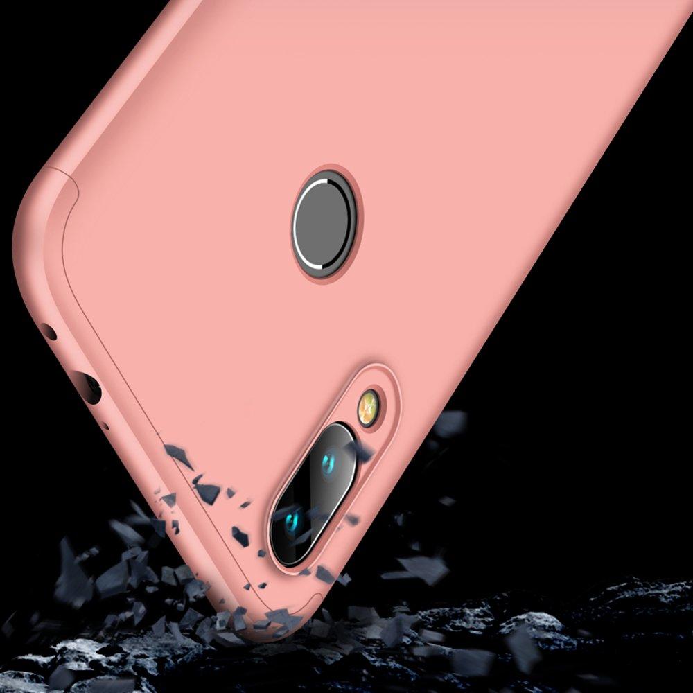 GKK 360 Protection pouzdro pro Xiaomi Redmi Note 7 pink