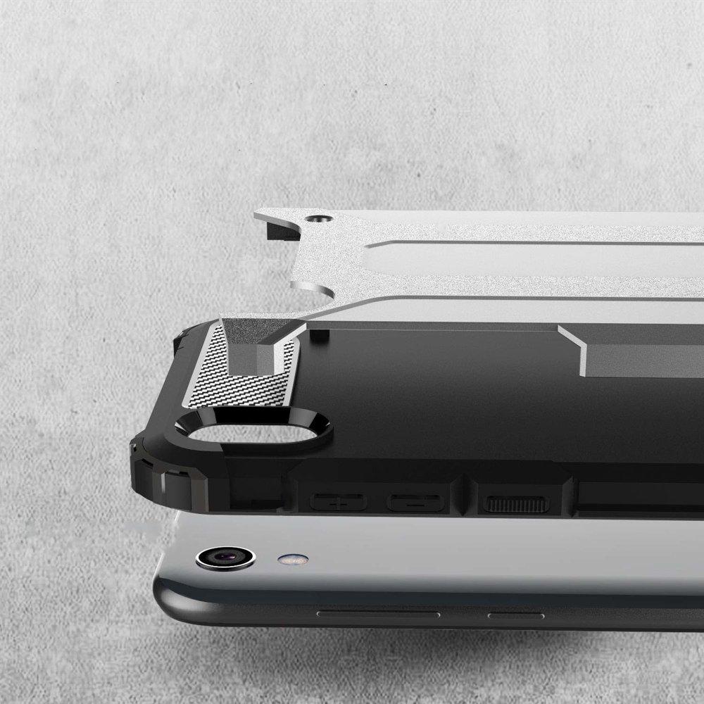 Hybrid polykarbonátové pouzdro Huawei Y5 2019 / Honor 8S black