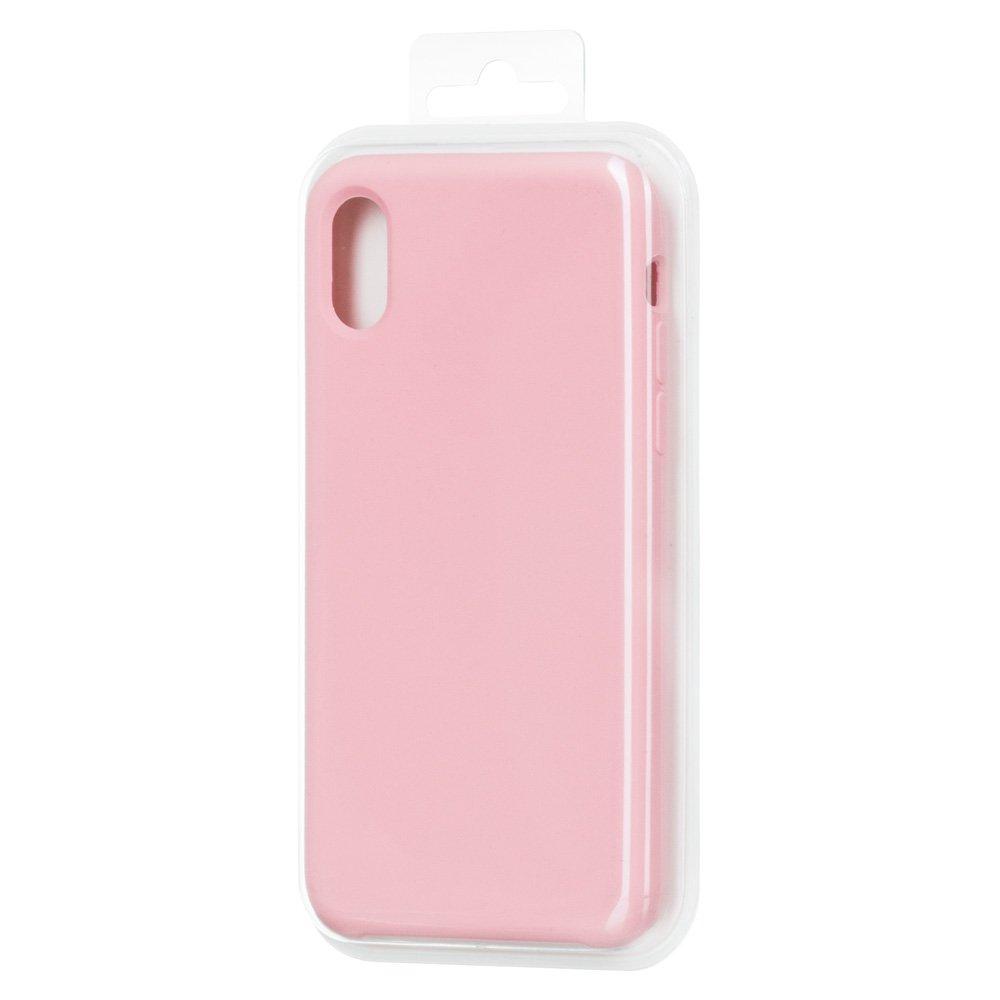 Silikónové púzdro LUX na iPhone 11 Pro pink