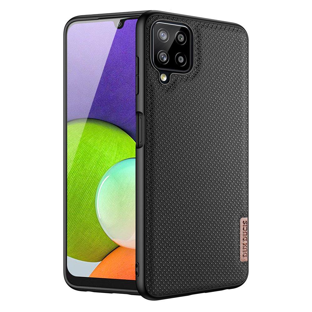 Dux Ducis Fino púzdro pre Samsung Galaxy A22 4G black