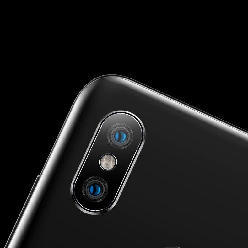 Temperované tvrdené sklo 9H na fotoaparát pre Xiaomi Redmi Note 8T / Redmi Note 8