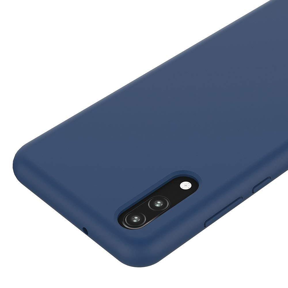 Silikonové pouzdro Huawei P20 Lite red