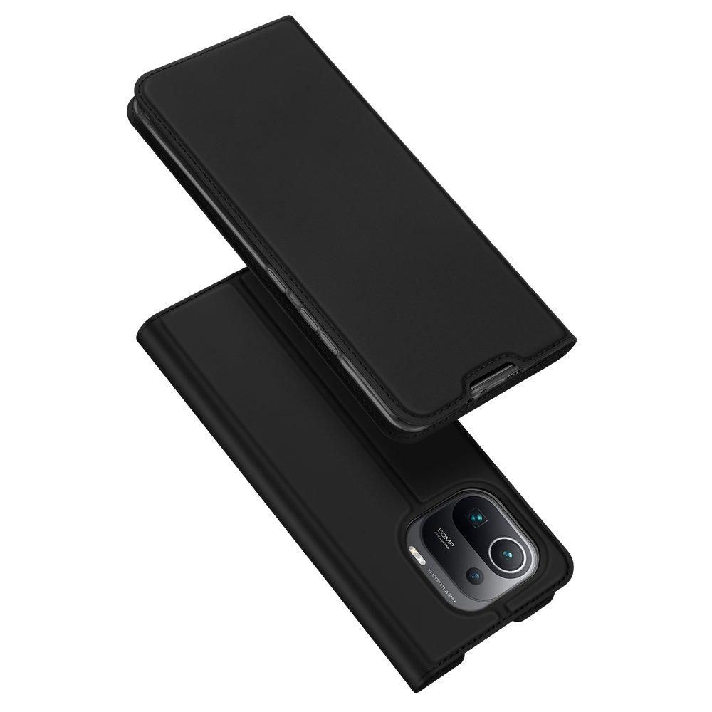 Flipové pouzdro Dux Ducis skin Xiaomi Mi 11 Pro , černá