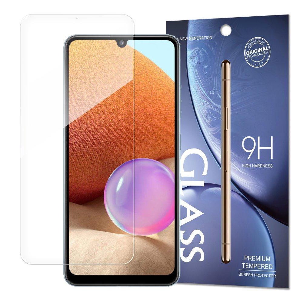 Temperované tvrzené sklo 9H na Samsung Galaxy A32 4G (baleno v obálce)