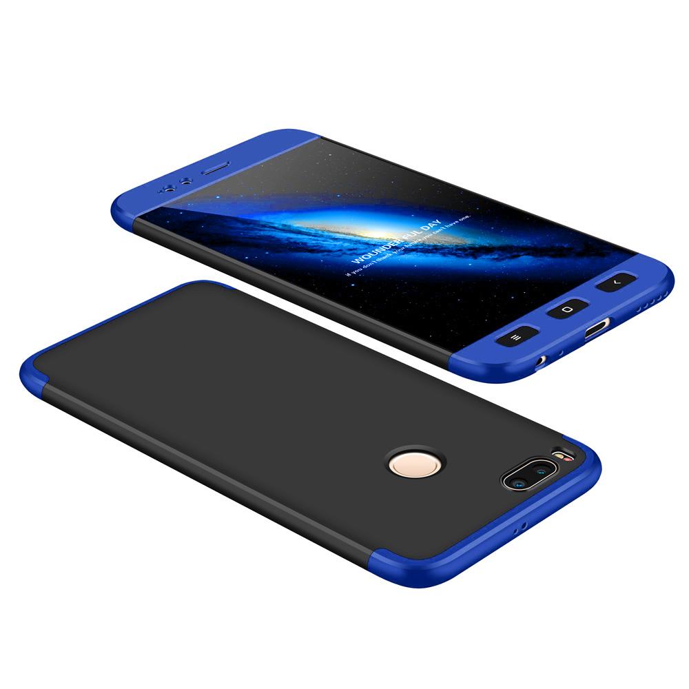 GKK 360 Protection pouzdro pro Xiaomi Mi A1 / Mi 5X black-blue