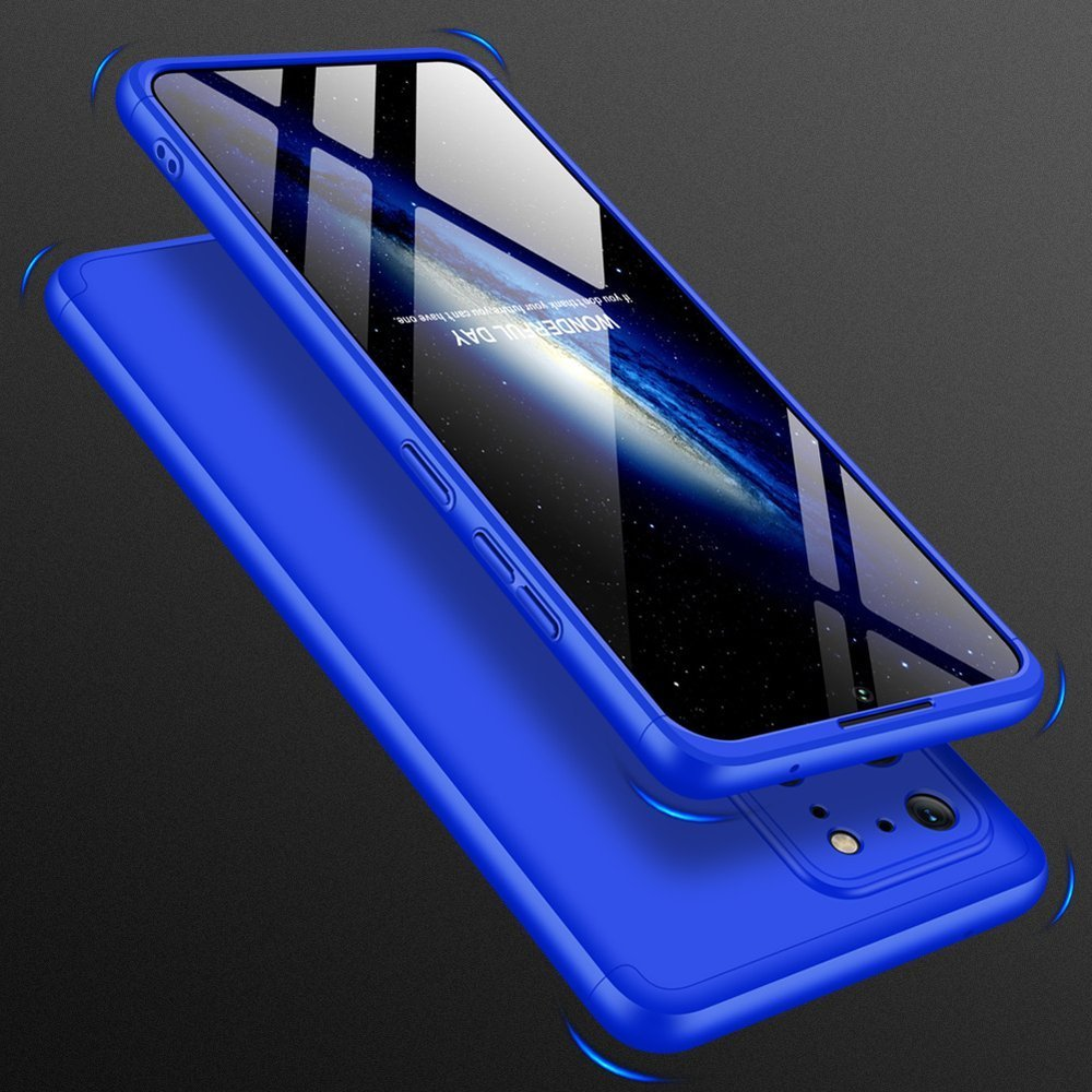 GKK 360 Protection pouzdro na Samsung Galaxy S20 Ultra blue