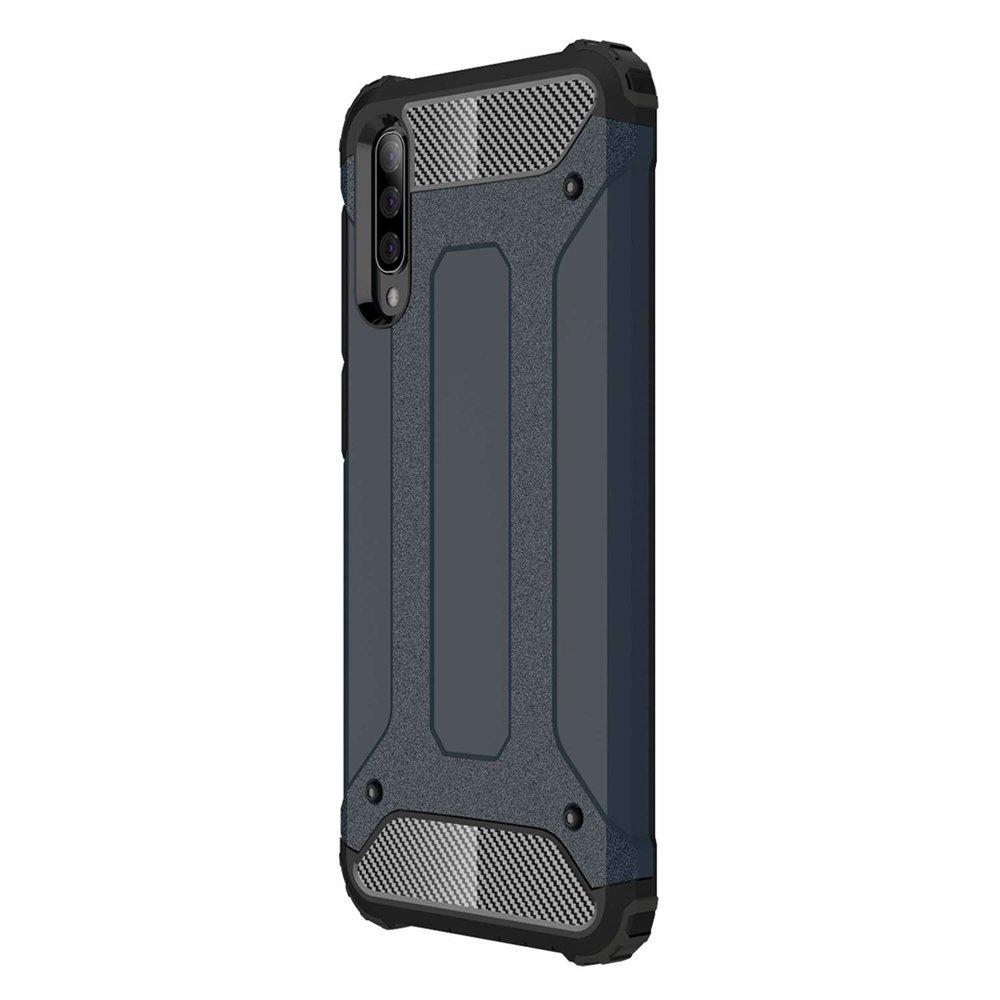 Hybrid polykarbonátové pouzdro Samsung Galaxy A50 blue