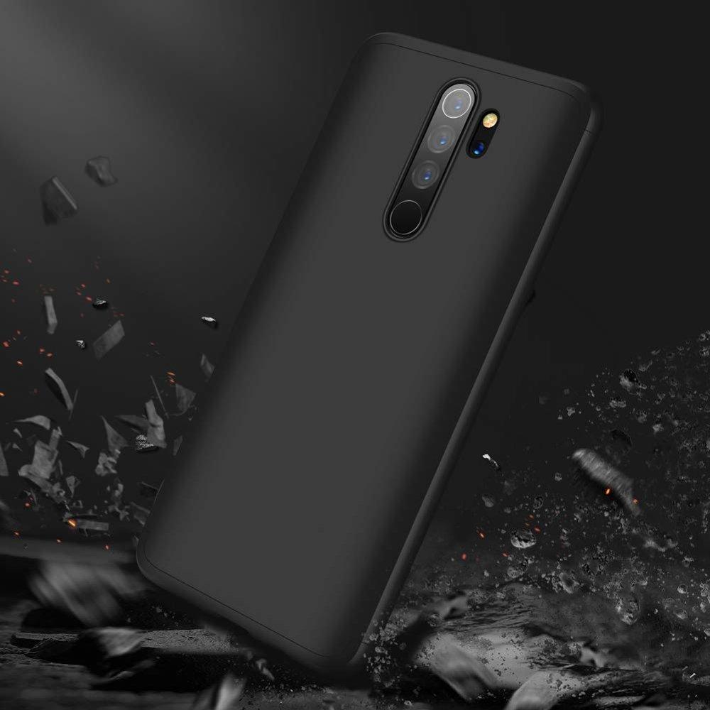 GKK 360 Protection pouzdro na Xiaomi Redmi 8A black
