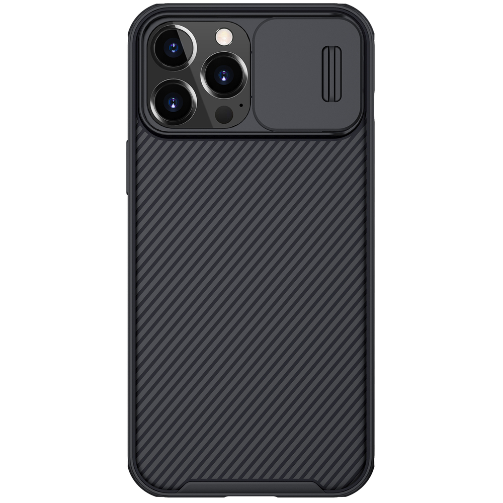 "Nillkin CamShield Pro silikonové pouzdro naiPhone 13 Pro MAX 6.7"" black"