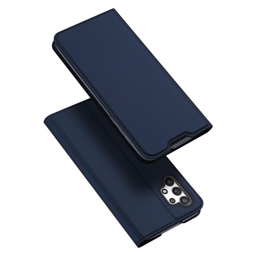 Flipové pouzdro Dux Ducis skin Samsung Galaxy A32 4G , modrá 6934913052822