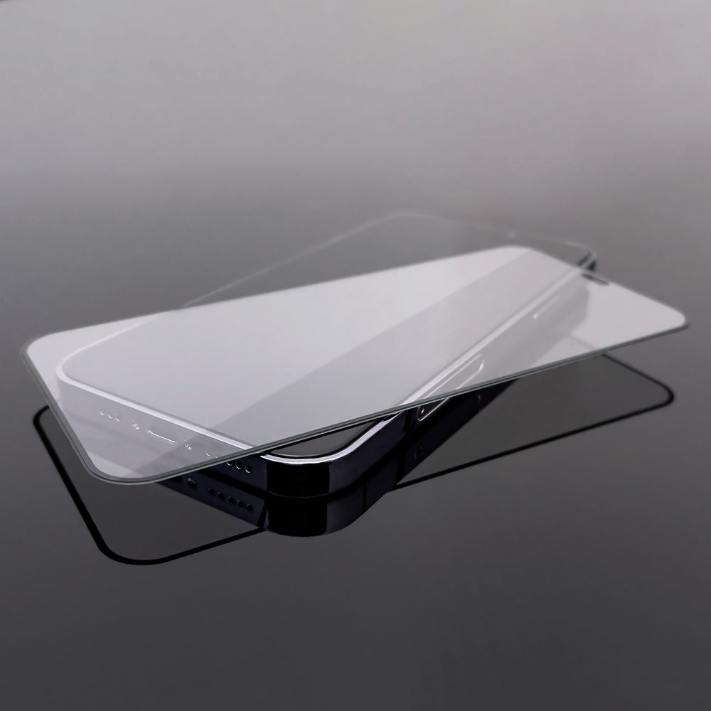 Wozinsky celoplošné temperované tvrzené sklo Huawei P30 Lite / P30 Lite New Edition black