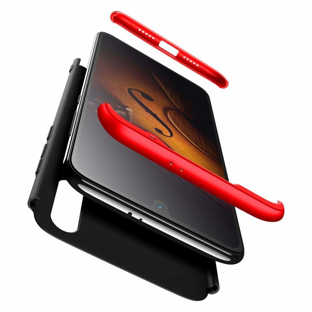 GKK 360 Protection pouzdro pro Xiaomi Mi 9 black-red