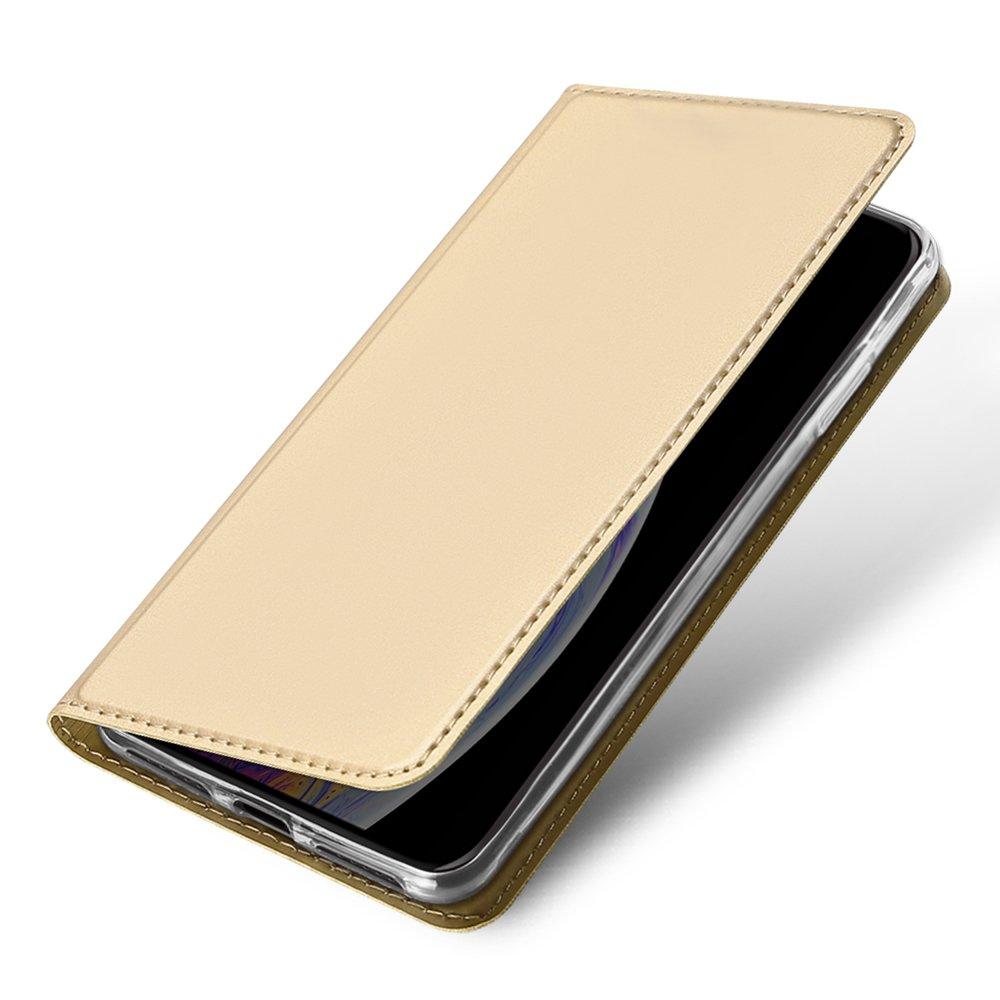 Pouzdro DUX DUCIS Skin iPhone 11 gold