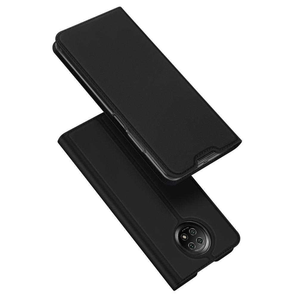Flipové pouzdro Dux Ducis skin Xiaomi Redmi Note 9T 5G , černá 6934913054857