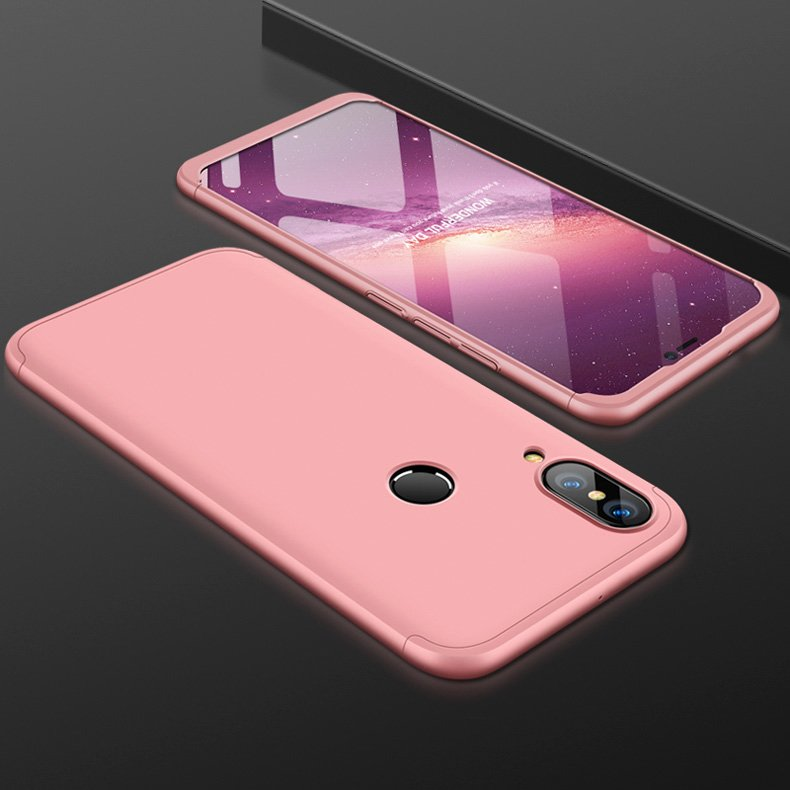 GKK 360 Protection pouzdro pro Huawei P20 Lite pink