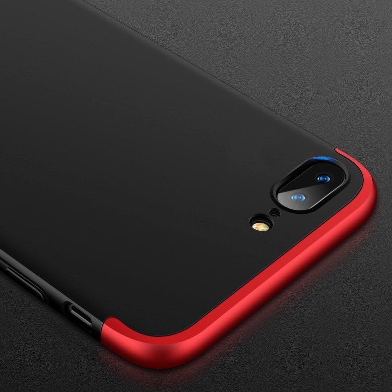 GKK 360 Protection pouzdro pro Samsung Galaxy A6 Plus 2018 A605 black