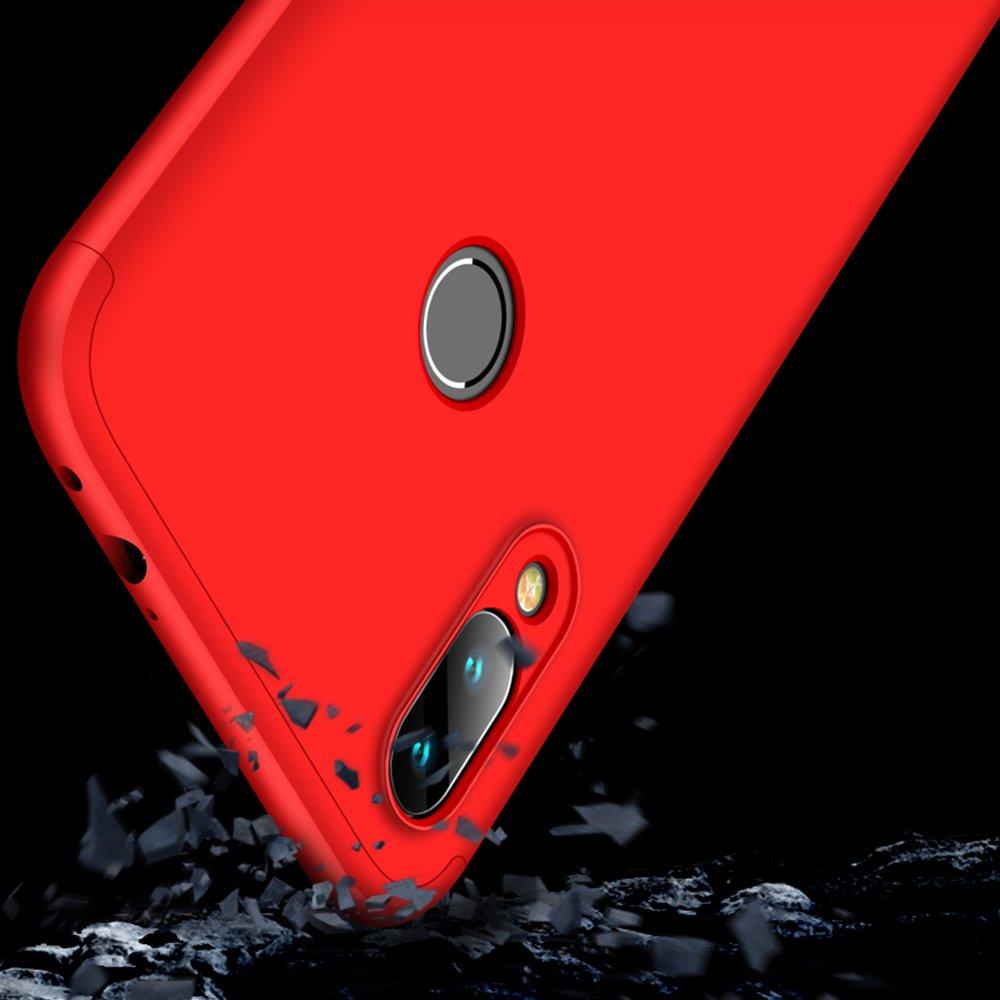 GKK 360 Protection pouzdro pro Xiaomi Redmi Note 7 red