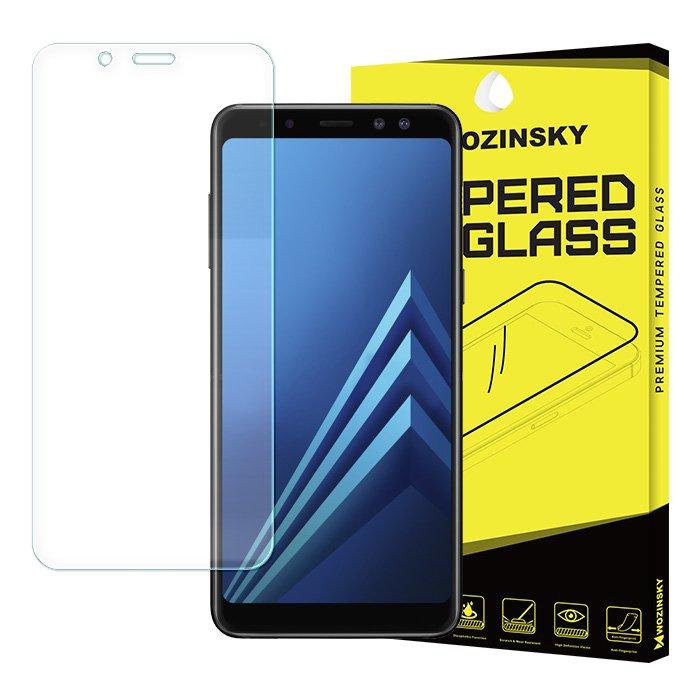 Temperované tvrzené 9H sklo pro Samsung Galaxy A8 2018 A530