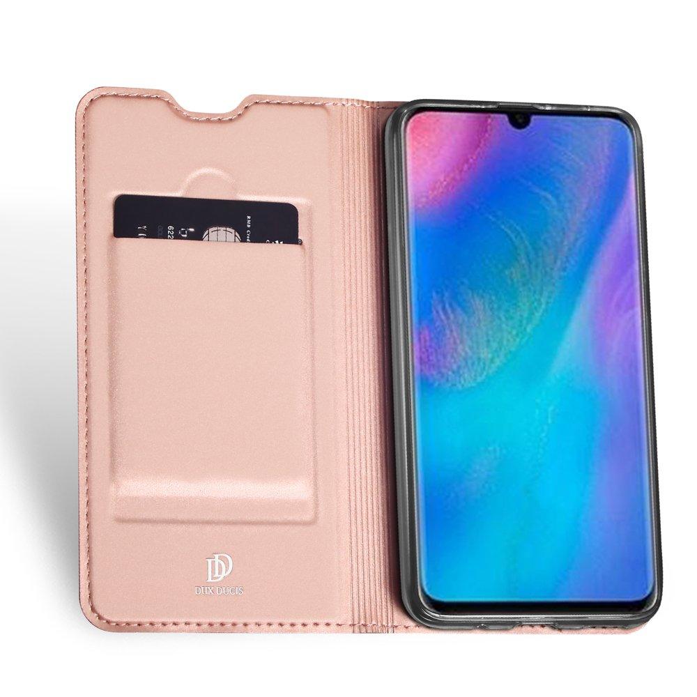 DUX DUCIS Skin knížkové pouzdro Huawei P30 Lite pink