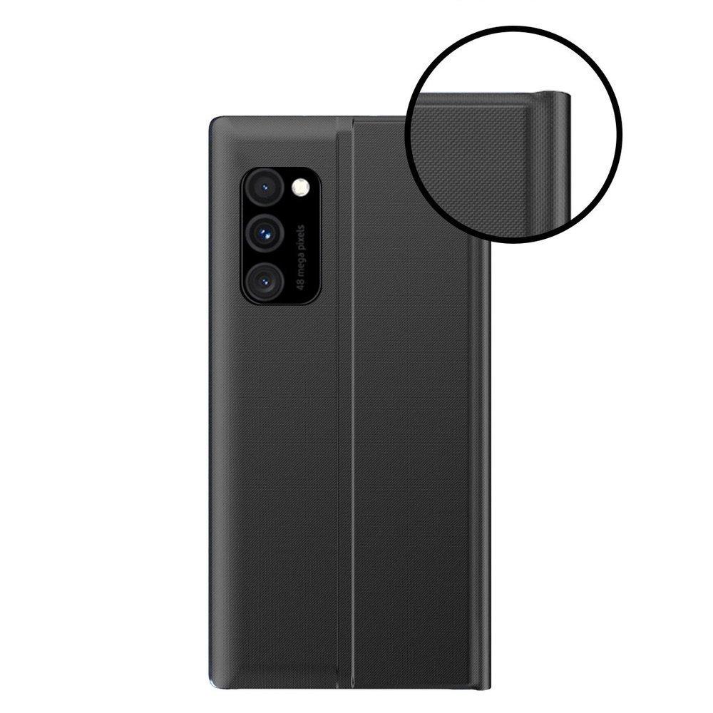 New Sleep knížkové pouzdro na Samsung Galaxy A71 black