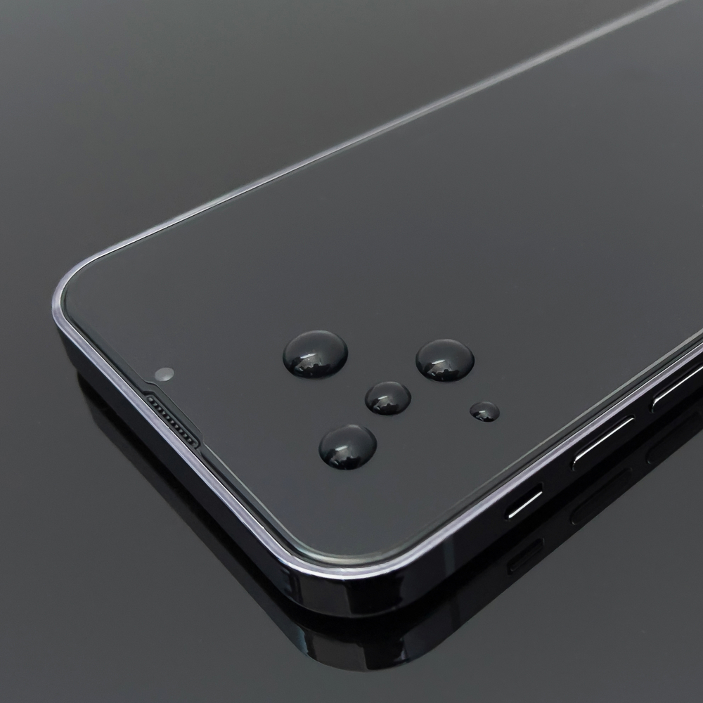 Celoplošné Nano Flexi Hybrid tvrzené sklo pro iPhone XR / iPhone 11