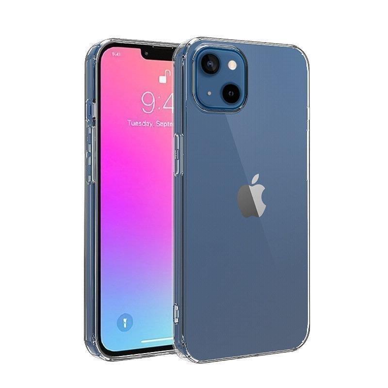 Silikonové pouzdro Ultra Clear 0.5mm Samsung Galaxy A70 transparent