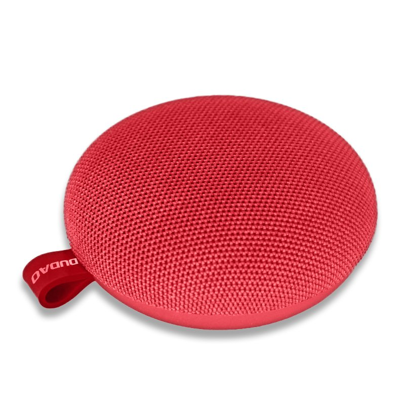 Dudao přenosný reproduktor Bluetooth Y6 Red