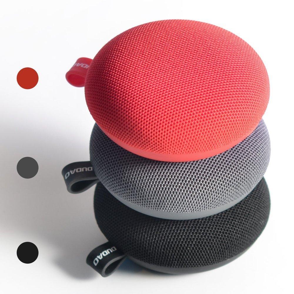 Dudao prenosný reproduktor Bluetooth Y6 Red