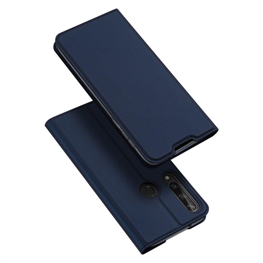 DUX DUCIS Skin knížkové pouzdro na Huawei Y6p blue