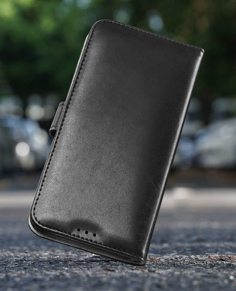 Dux Ducis Kado eko kůže knížkové pouzdro na Xiaomi Redmi 8A black